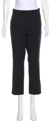 Akris High-Rise Cropped Pants