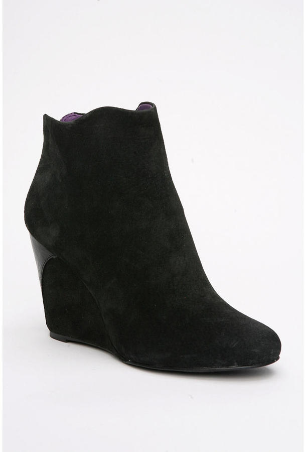 We Who See Wedge Bootie