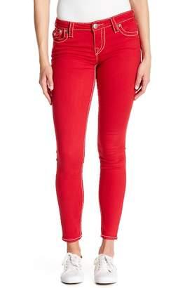 True Religion Super Skinny Flap Pocket Jeans