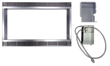 Sharp 30-inch Built-In Sharp Microwave RK52S30 Trim Kit