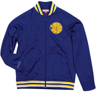 Mitchell & Ness Men's Golden State Warriors Top Prospect Track Jacket