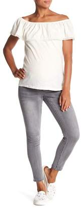 Seven7 High Rise Skinny Jeans (Maternity)