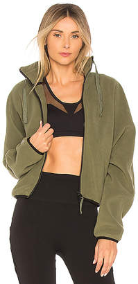 Free People Movement Higher Ground Fleece Zip Up