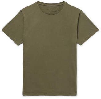 Bellerose Garment-Dyed Cotton-Jersey T-Shirt