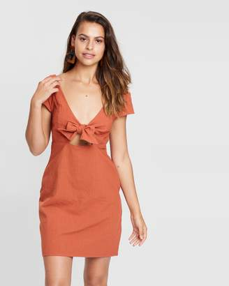 MinkPink Amore Sweetheart Dress