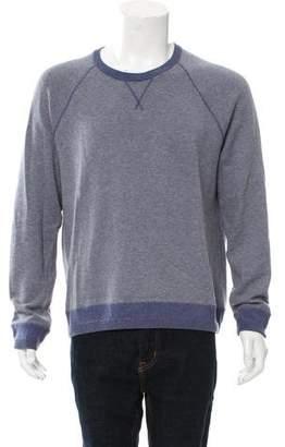 Vince Rib Knit Crew Neck Sweater