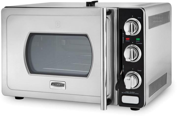 Wolfgang Puck® Rotisserie Series Pressure Oven in Black/Stainless Steel