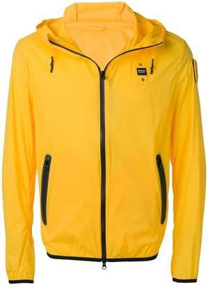 Blauer zip hooded jacket