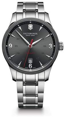 Victorinox Men's Alliance Automatic Large Bracelet Watch, 40mm