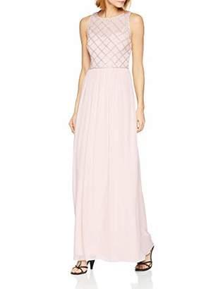 e564686020dd8 at Amazon.co.uk · Adrianna Papell Women's AP1E200459 Sleeveless Party Dress,(Manufacturer  Size:)