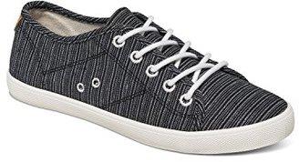 Roxy Women's Memphis Lace up Shoe Fashion Sneaker $36.18 thestylecure.com
