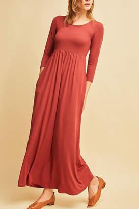 Entro Maxi Love dress
