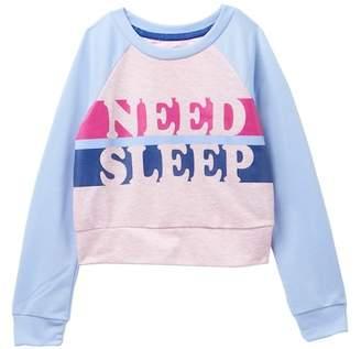 Joe Fresh Long Sleeve Pajama Top (Big Girls)