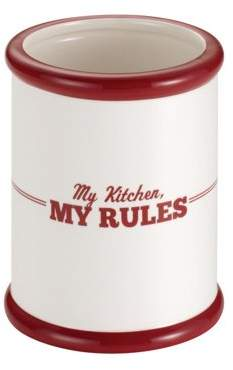 Cake Boss My Kitchen, My Rules Countertop Tool Crock