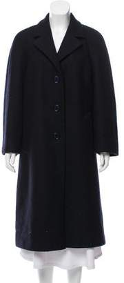 Prada Wool Long Coat
