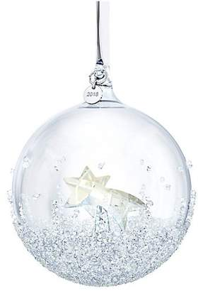 Swarovski Annual Edition 2018 Christmas Ball Ornament