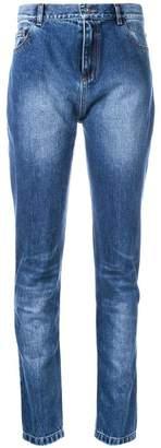 A.F.Vandevorst stonewashed slim jeans