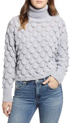 Cotton Emporium Scallop Stitch Sweater
