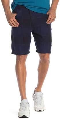 Lost Backspacer Flannel Shorts