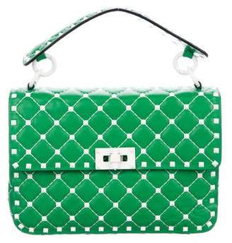 Valentino 2018 Free Rockstud Spike Medium Chain Bag