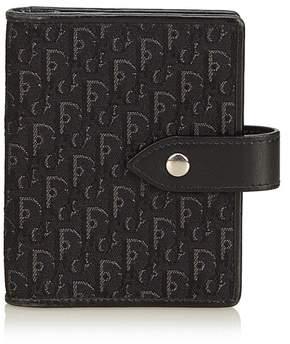 Christian Dior Vintage Oblique Notebook Cover