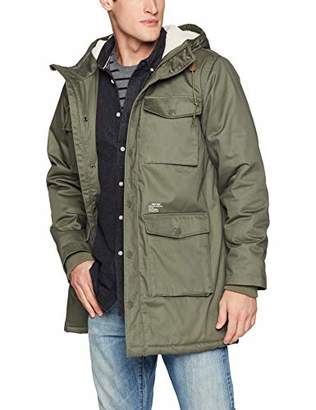 Obey Men's Heller II HEAVYWIGHT Parka Jacket