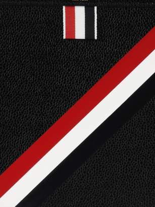 Thom Browne Striped Clutch