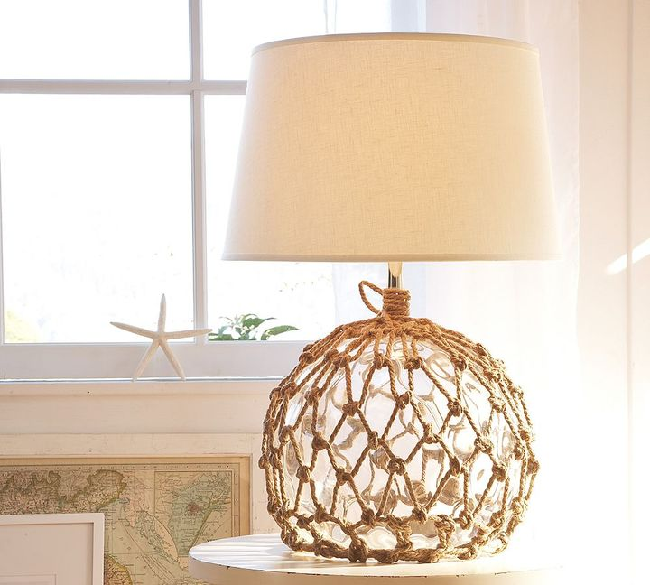Japanese Float Table Lamp