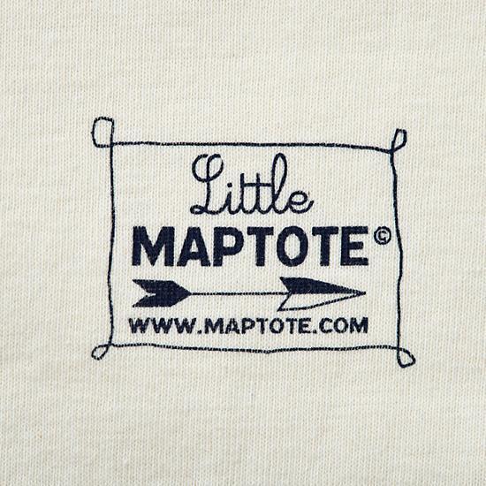 6-12 mos. Maptpote One-Piece (California)
