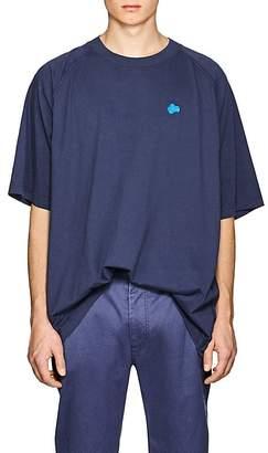 Acne Studios Men's Basset Badge Cotton T-Shirt