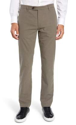 Ted Baker Tall Slim Fit Brushed Trousers