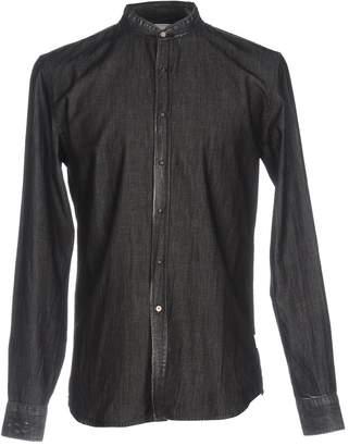 PMDS PREMIUM MOOD DENIM SUPERIOR Denim shirts - Item 42588821OQ