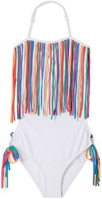 Stella Cove Fringe One-Piece Swimsuit