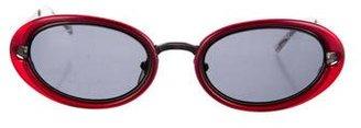 Salvatore Ferragamo Vintage Narrow Sunglasses