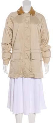 Loro Piana Long Sleeve Short Coat