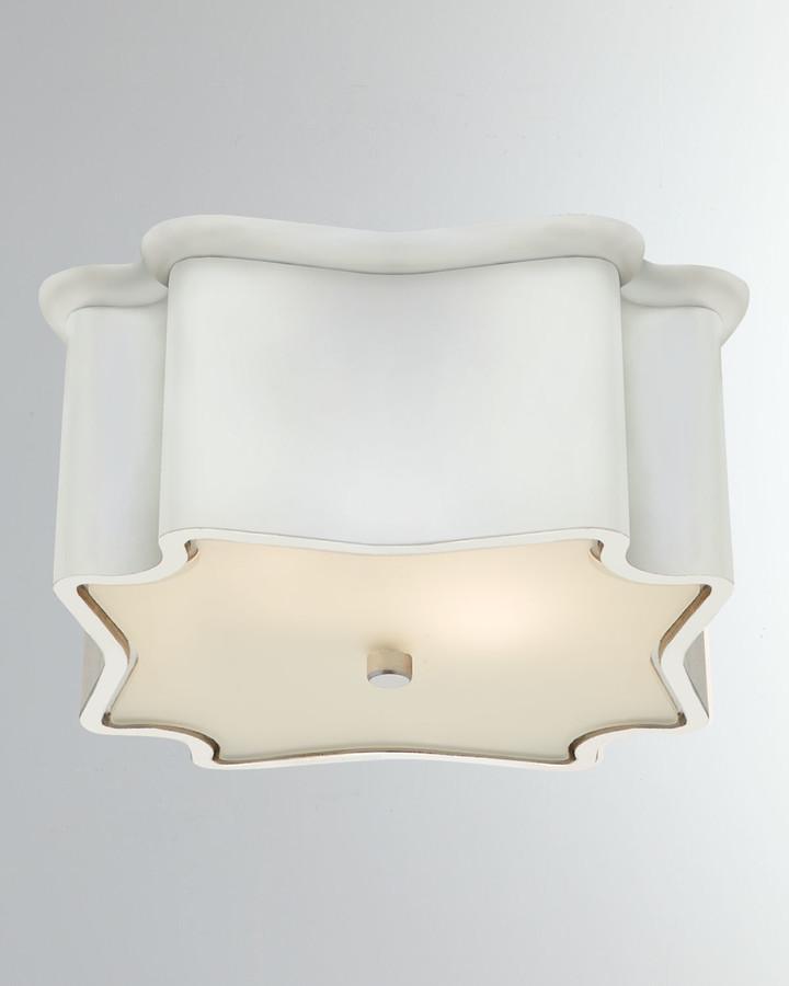Aerin Bolsena Deco Flush Mount Light