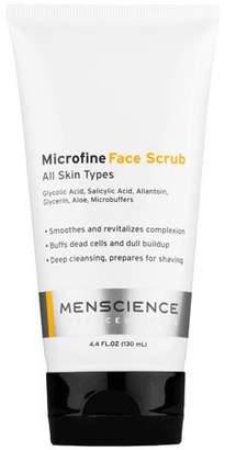 Menscience Microfine Face Scrub, 4.4 oz./ 130 mL