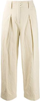 Forte Forte classic pleated trousers