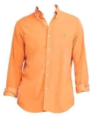 Polo Ralph Lauren Classic Fit Corduroy Sportshirt
