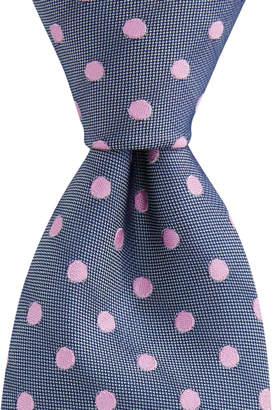 Vineyard Vines Kennedy Polka Dots Skinny Tie