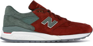 New Balance 998 CNCPTS Rivalry Pack Boston (Special Box)