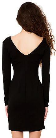 *MKL Collective The Tainted Love Dress in Black