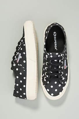 Superga Polka-Dotted Sneakers
