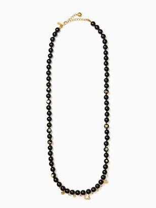 Kate Spade Grandmas closet long necklace
