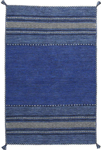 Birch Lane Fogarty Blue Rug Rug