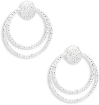 KC Designs Women's Diamond & 14K White Gold Jacket Stud Earrings