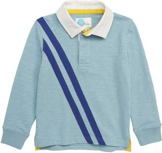 Boden Mini Rugby Polo Shirt