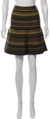 Herve Leger Belle Bandage Skirt