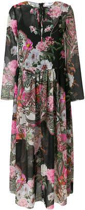 Blugirl paisley print maxi dress
