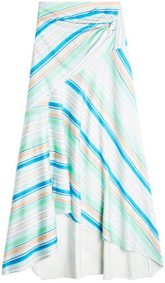 Peter Pilotto Striped Maxi Skirt